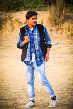 Dazzlerr - Faizan Ansari Model Biswan