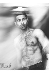 Dazzlerr - Nikhil Nagpal Model Delhi