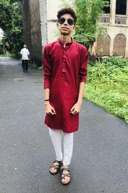 Dazzlerr - Dipesh Kumar Model Surat