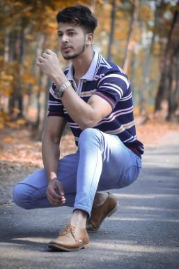Syed Faizan - Model in    www.dazzlerr.com