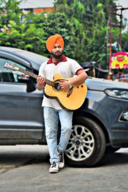 Dazzlerr - Ishanpreet Singh Model Naraingarh