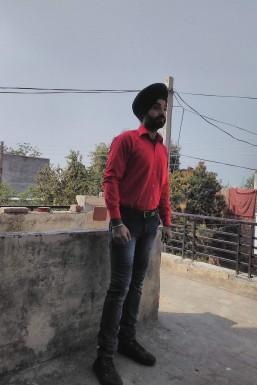 Dazzlerr - Inderpal Singh Model Patiala