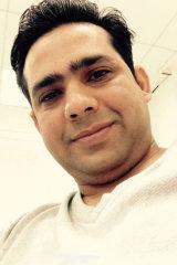 Dazzlerr - Amit Srivastava Model Hyderabad M.Corp