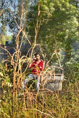 Tushar Rajput - Model in Kota | www.dazzlerr.com
