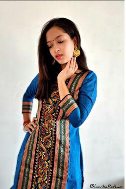 Dazzlerr - Bhavika Pathak Model Ahmedabad