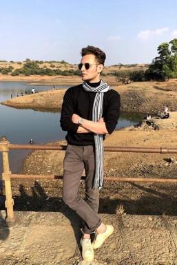 Ajaz Ahmed Patel Model Mumbai