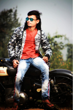 Dazzlerr - Ankit Singh Model Bokaro Steel City