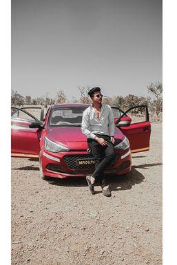 Dazzlerr - Harshit Gour Model Indore