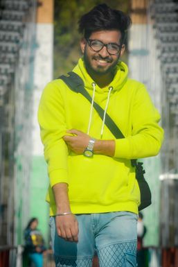 Dazzlerr - Gaurav Chaudhary Model Chandigarh