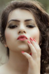 Dazzlerr - Preshah Bharti Model Delhi