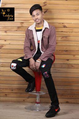 Aahil Bansal - Model in Malerkotla   www.dazzlerr.com