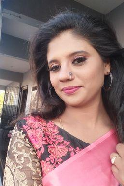 Usha k B Makeup Artist Bangalore