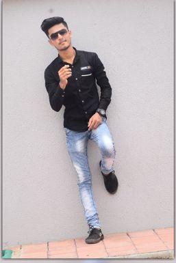 Dazzlerr - Sakib Shaikh Model Ahmedabad