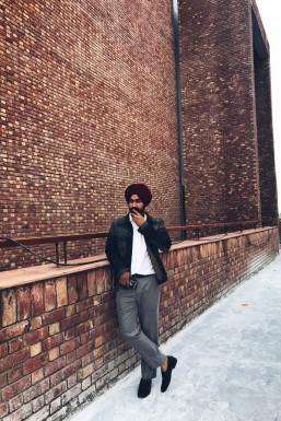 Dazzlerr - Parampal Singh Model Moga