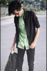 Dazzlerr - AXIM KHAN Model Delhi