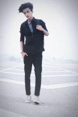 AXIM KHAN - Model in Delhi   www.dazzlerr.com