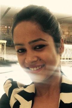 Aishwarya Sinha - Model in Delhi | www.dazzlerr.com