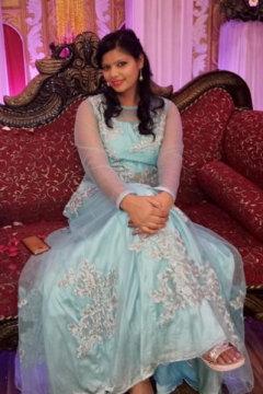 Sadhna Trivedi - Model in Delhi   www.dazzlerr.com