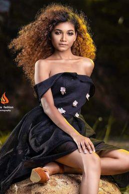 Kumudini Purty - Model in Bhubaneswar | www.dazzlerr.com