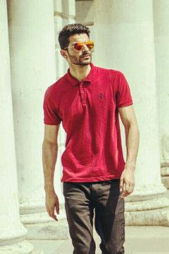 Rajeev Rana - Model in Delhi | www.dazzlerr.com