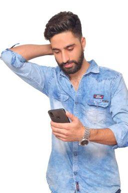Ishfaq Malik Model Lucknow