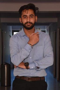 Ankit Choubisa - Model in Jaipur | www.dazzlerr.com