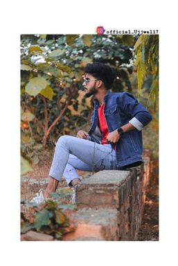 Ujjwal Kumar - Model in Meerut   www.dazzlerr.com