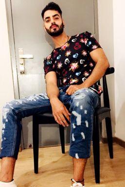 Zaid Sami Model Hyderabad
