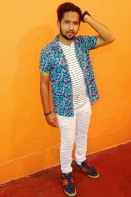 Vamshi Ganta - Actor in Hyderabad | www.dazzlerr.com