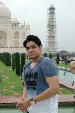 Dazzlerr - Amit Sritosh Model Delhi