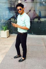 Dazzlerr - Anshul Singh Model Delhi