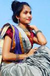 Pratiksha  - Model in  | www.dazzlerr.com