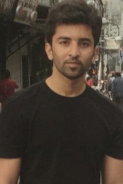 Arbab Khan - Model in Delhi | www.dazzlerr.com