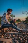 Fahim Ahmed - Model in Chandigarh | www.dazzlerr.com