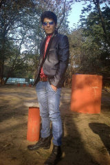 Dazzlerr - Kunal Model Delhi