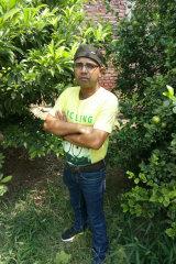 Dazzlerr - Neeraj Tiwari Model Delhi