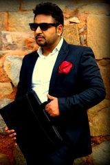 Rohit Virmani - Model in Delhi   www.dazzlerr.com
