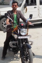 Somesh Chauhan - Model in Delhi | www.dazzlerr.com