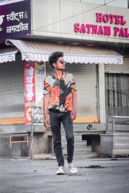 Suraj Saini - Model in  | www.dazzlerr.com