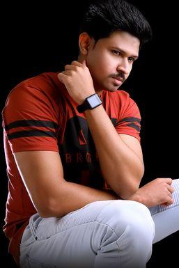 Girish Rajbhoj Model Mumbai