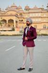 Arshdeep Singh - Actor in  | www.dazzlerr.com