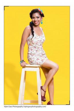 Dazzlerr - Roselin Anthony Model Delhi