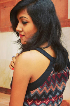 Namrata Nigam Anchor Delhi