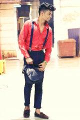 Dazzlerr - Ritesh Chand Model Delhi