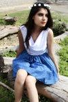 Dazzlerr - Vasundhra Malik Model Delhi