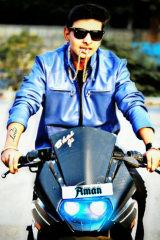 Dazzlerr - Aman Dwivedi Model Delhi