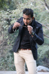 Ansh Kumar - Model in Delhi | www.dazzlerr.com