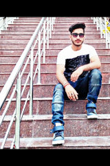 Dazzlerr - Rajat Shan Model Delhi