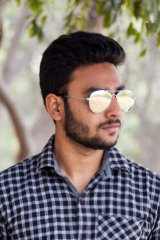 Dazzlerr - Himanshu Yadav Model Delhi