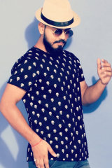Dazzlerr - Utkarsh Pratap Singh Model Delhi